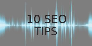 ten seo tips